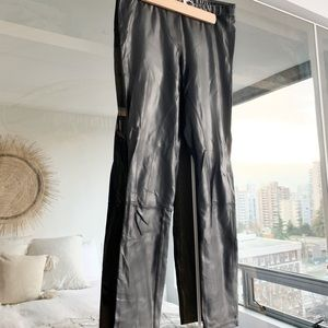Wilfred Pants - Wilfred Free Daria leather ankle legging - Sz S
